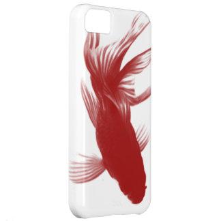 Ryukinの赤い金魚 iPhone5Cケース