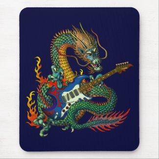 Ryuu Guitar 05 マウスパッド