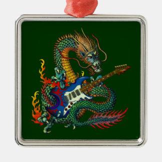 Ryuu Guitar 05 メタルオーナメント