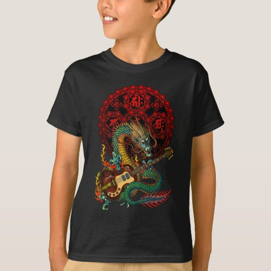 Ryuu guitar 05 tシャツ