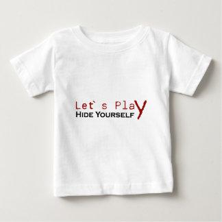 ` sの演劇を許可して下さい ベビーTシャツ