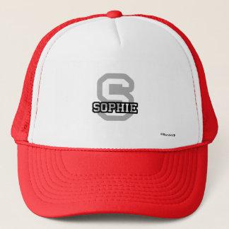 SはSophieのためです キャップ