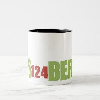 S124BERのマグ ツートーンマグカップ