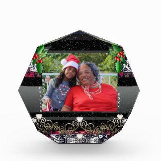 S2 Custom Christmas Winter Holiday Photo Display フォトブロック