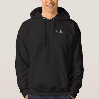 S8R -スケート選手のフード付きスウェットシャツ パーカ