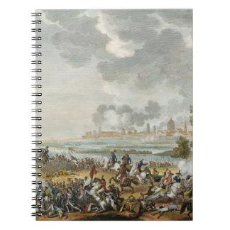 S.ジョルジョのディディミアムマントバ、29 Fructidorの戦い、 ノートブック