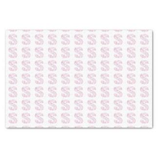 S -低い多三角形-中立ピンクの紫色の灰色 薄葉紙