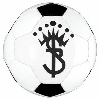 S.B.新しいEntのロゴ サッカーボール