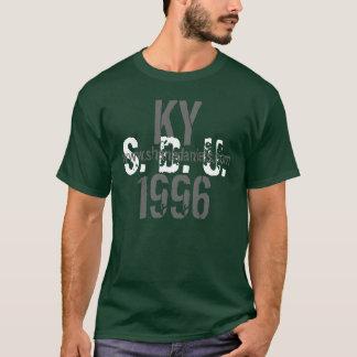 S.D.U. フード付きのスエットシャツ Tシャツ