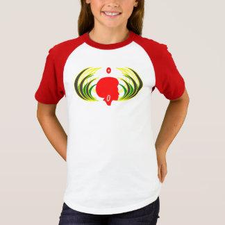 S.H.E.: 彼女の経験を支えて下さい Tシャツ