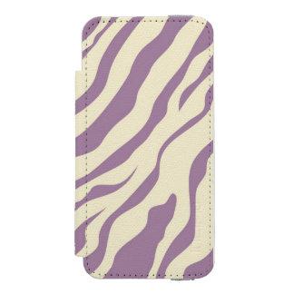 S.K. シマウマの熱のウォレットケース INCIPIO WATSON™ iPhone 5 財布 ケース