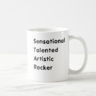 S.T.A.R コーヒーマグカップ