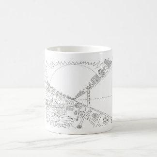 S.T.O.P コーヒーマグカップ