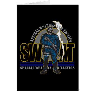 S.W.A.T. 態度 カード