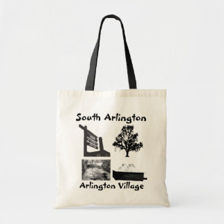 SAアーリントンの村のバッグ トートバッグ