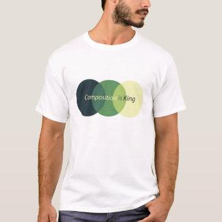 SA.0294 -構成は王ですTees Tシャツ