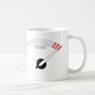 Saabターボのコーヒー・マグ コーヒーマグカップ