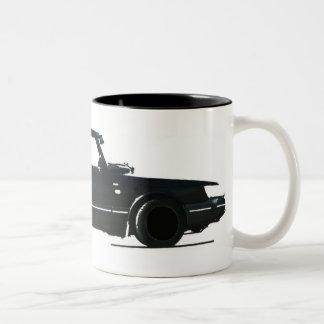 SAAB 900 ツートーンマグカップ