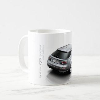Saab 9-5 NG Coffee Mug コーヒーマグカップ
