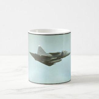 Saab JA37 ViggenのSwedish_Aviationの写真撮影II コーヒーマグカップ