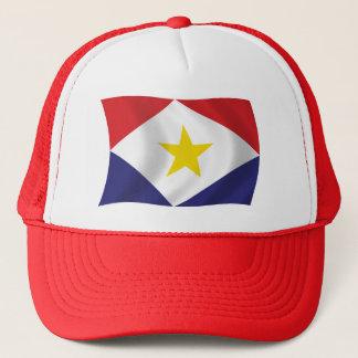 Sabaの旗の帽子 キャップ