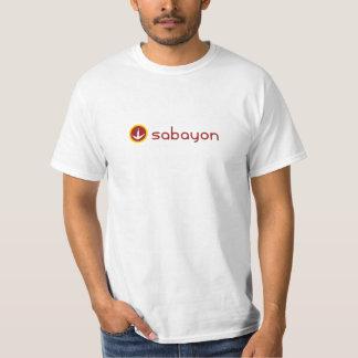 SabayonのLinuxのTシャツ Tシャツ