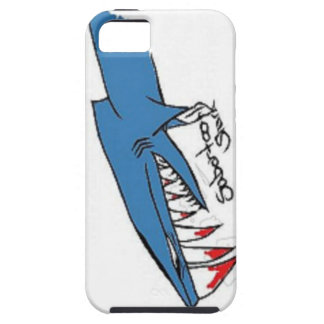 SABERTOOTHの鮫Iの電話4箱 iPhone SE/5/5s ケース