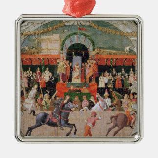 Sabines c.1490の強姦 メタルオーナメント