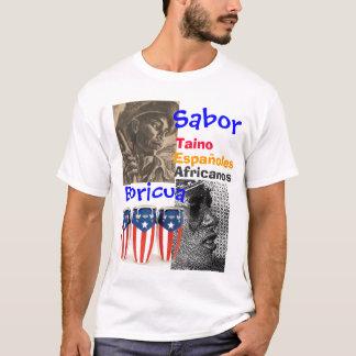 Sabor Boricua Tシャツ