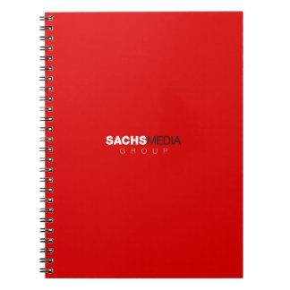 Sachs媒体のグループのノート ノートブック