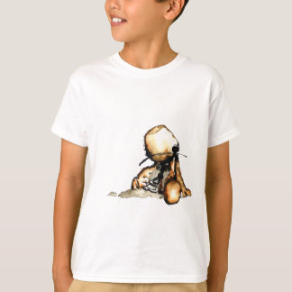 Sackboyの自殺 Tシャツ