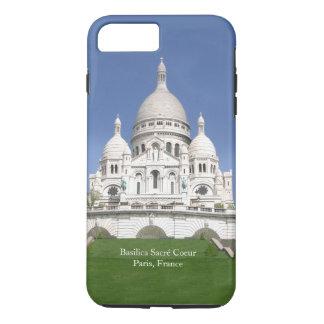 Sacre Coeurの堅いiPhone 7のプラスの場合 iPhone 8 Plus/7 Plusケース