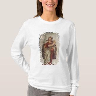 sacristy (フレスコ画)の壁からの正義、 tシャツ
