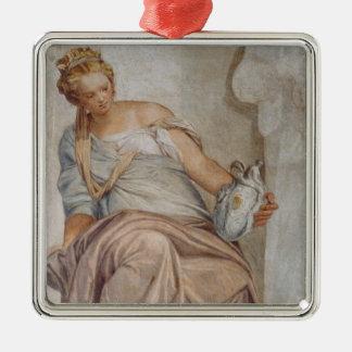sacristy (フレスコ画)の壁からの禁酒、 メタルオーナメント
