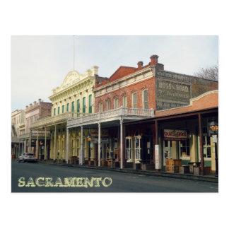 Sacrmento旅行写真 ポストカード