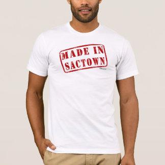 Sactownで作られる Tシャツ