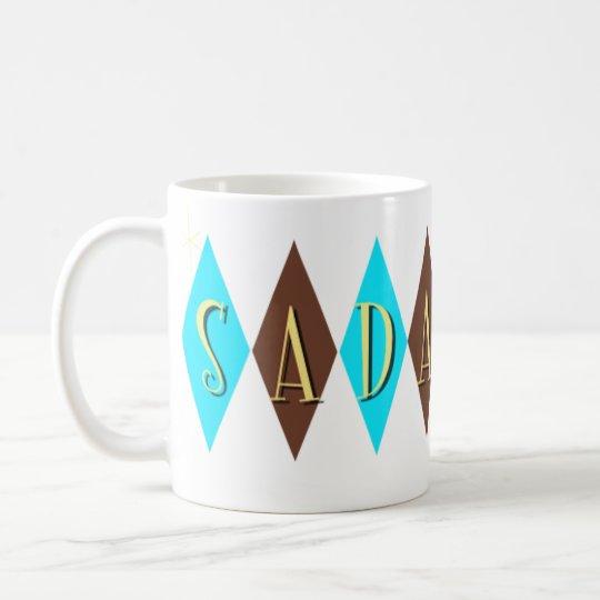SADATIKI Mug コーヒーマグカップ