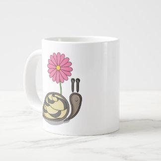 Sadieかたつむりの専門のマグ ジャンボコーヒーマグカップ