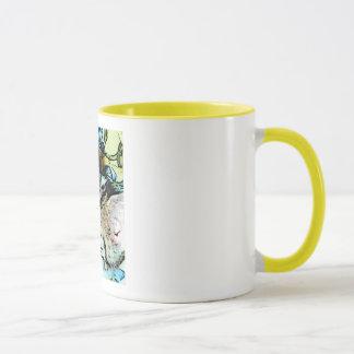 Sadieの色彩の鮮やかなマグ マグカップ