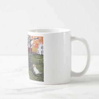 Sadie農場犬 コーヒーマグカップ