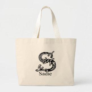 Sadie ラージトートバッグ