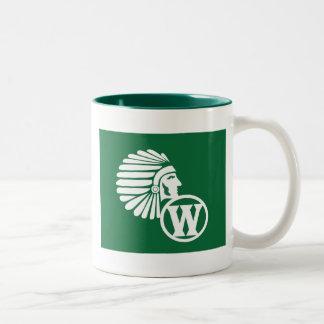 Safl Wyfc ツートーンマグカップ