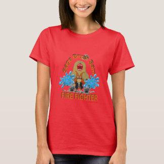 Sage_Brush_Sam_Firefighter Tシャツ
