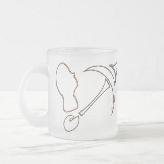 sagitariusのマグ フロストグラスマグカップ