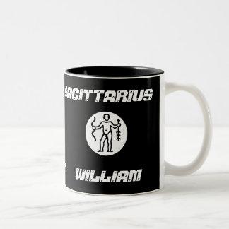 Sagitariusの父の日はマグカスタマイズ ツートーンマグカップ