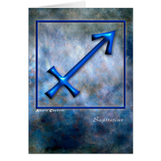 SAGITARIUS カード