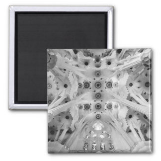 Sagrada Familiaの天井の磁石: バルセロナ マグネット