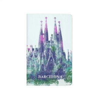 Sagrada Familiaバルセロナ2015 2016年 ポケットジャーナル
