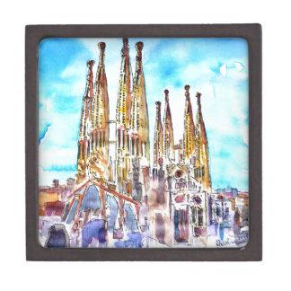 Sagrada Familiaバルセロナ ギフトボックス