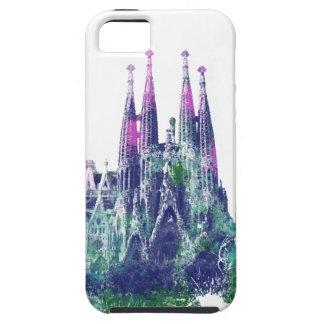 Sagrada Familiaバルセロナ iPhone SE/5/5s ケース